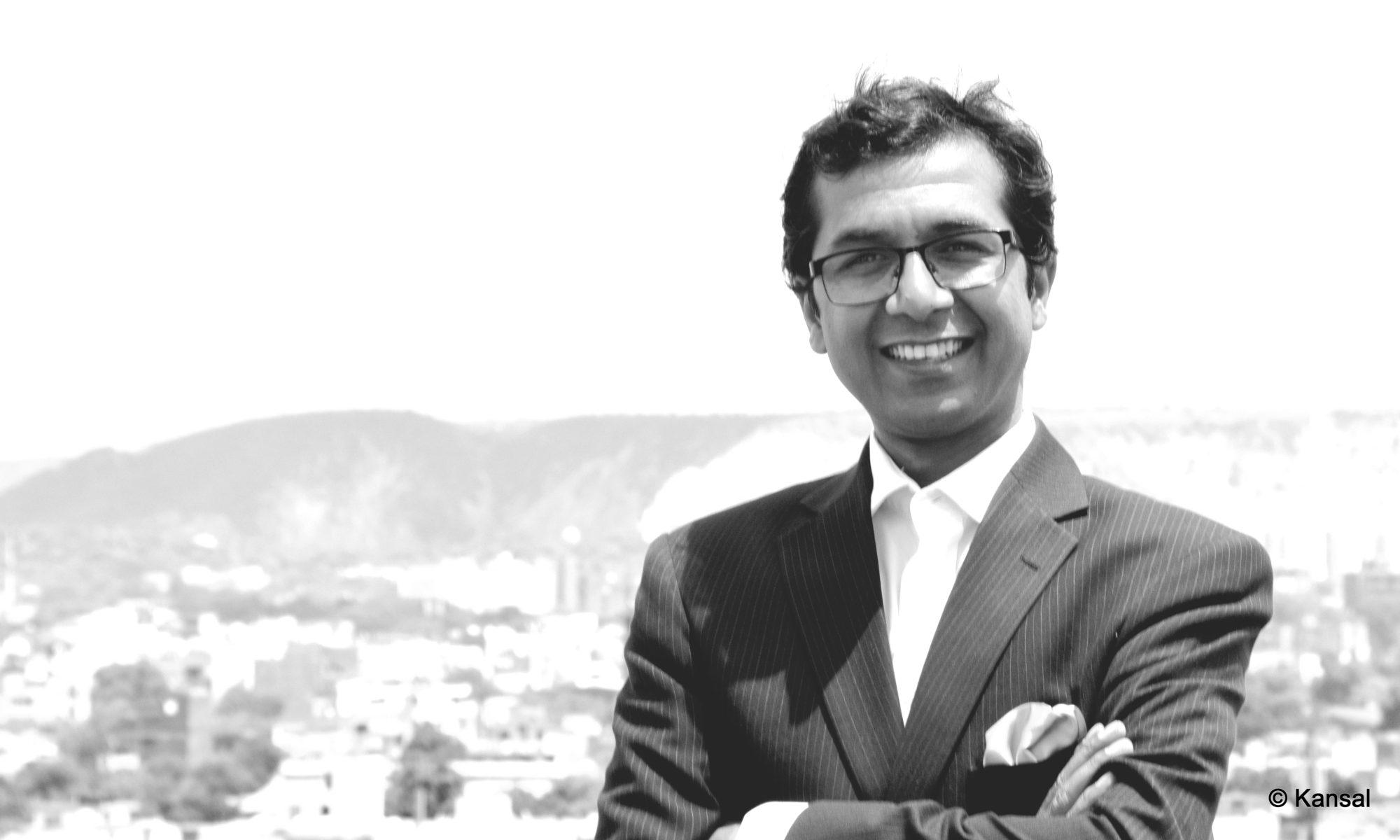 Shashank Kansal - Solves tough challenges. Improves success.